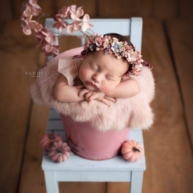 Neugeborenenfotografie im Saarland