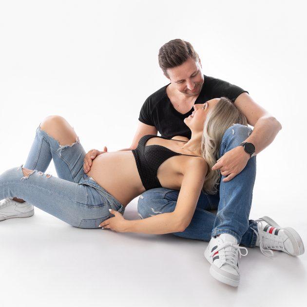 Schwangerschaftshooting Babybauchshooting Neunkirchen Saarbrücken st. Wendel Saarlouis Saarland